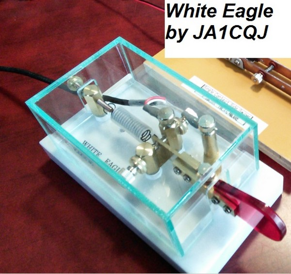 White Eagle by JA1CQJ, (JA9MAT).